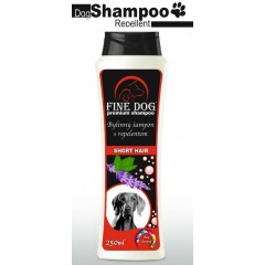 FINE DOG Shampoo Short Hair250