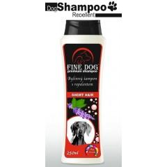 FINE DOG Shampoo Short Hair250