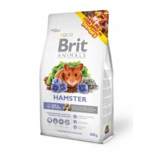 Brit Animals Křeček 300g - HAMSTER Complete