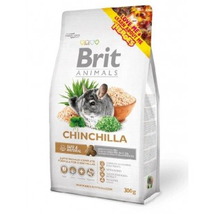 Brit Animals Činčila 300g