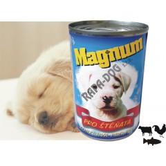 Magnum pro štěňata 410g