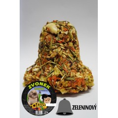 FINE PET Zvonek Zeleninový140g