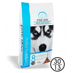 FINE DOG Adult Large Breed 15kg