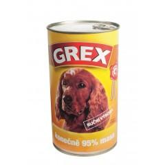 GREX Kuřecí konzerva 1280g