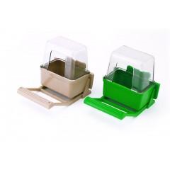 Krmítko pro ptáky-PLAST