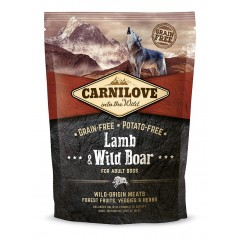 Carnil.Lamb&Wild ADULT 1,5kg