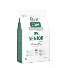 Brit Care Senior Lamb 3kg