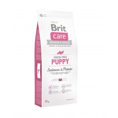 Brit Care GF Puppy Salmon 12kg
