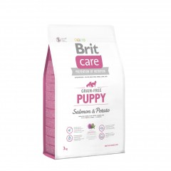 Brit Care GF Puppy Salmon 3kg