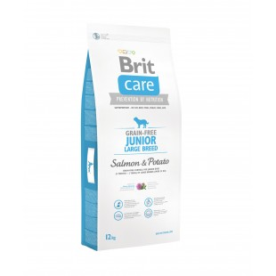 Brit Care GF Junior Large 12kg