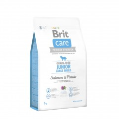Brit Care GF Junior Large 3kg