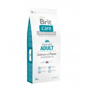 Brit Care GF Adult Salmon 12kg
