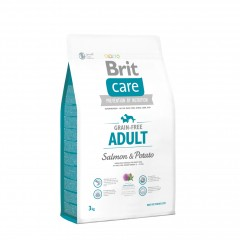 Brit Care GF Adult Salmon 3kg