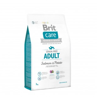 Brit Care GF Adult Salmon 3kg