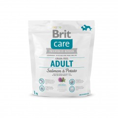 Brit Care GF Adult Salmon 1kg