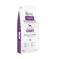 Brit Care GF Giant Salmon 12kg