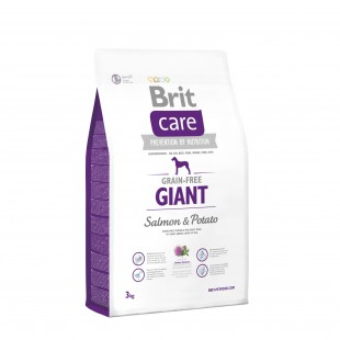 Brit Care GF Giant Salmon 3kg