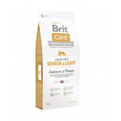 Brit Care GF Senior&Light 12kg