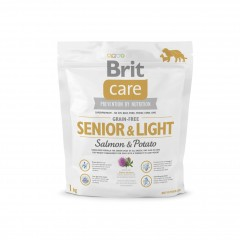 Brit Care GF Senior&Light 1kg