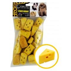 FINE PET Sýrová Sušenka 120g