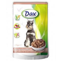 Dax Kapsa Pes hovězí+králík