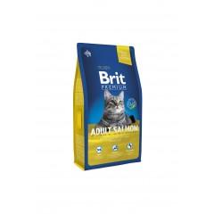 Brit Cat Adult Salmon 8kg