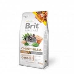 Brit Animals Činčila 1,5kg