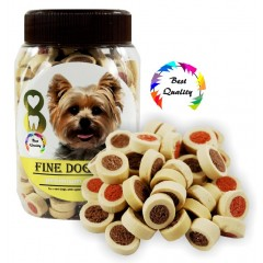 FINE DOG MINI Kroužky MIX 300g
