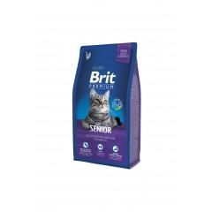 Brit-Premium Cat Senior 8kg