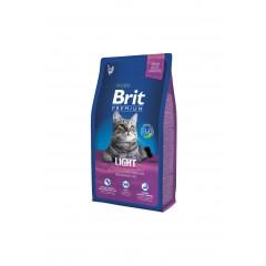 Brit-Premium Cat Light 8kg