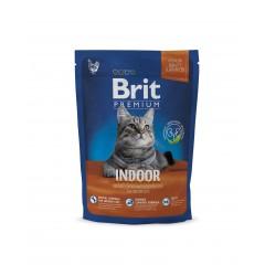 Brit-Premium Cat Indoor 800g