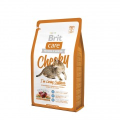 Brit Care Cat Cheeky I´m Living Outdoor 2kg