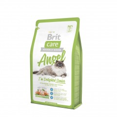 Brit Care Cat Angel I´m Delighter Senior 2kg