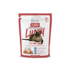 Brit Care Cat Lucky I am Vital Adult 400g