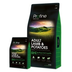 Profine Adult Lamb & Potatoes 15kg
