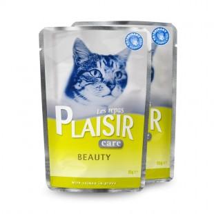 Plaisir Care Cat kapsička Beauty 85g