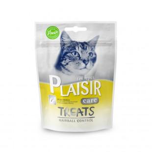 Plaisir Care Cat Treats pamlsek Hairball control 60g
