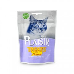 Plaisir Cat Treats pamlsek se sýrem 60g
