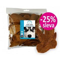 FINE DOG Kuřecí prsa filet 99% masa 500g