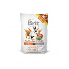 Brit Animals ALFALFA pamlsek pro hlodavce 100g