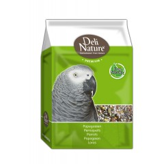 Deli Nature Premium PARROTS with FRUIT 3kg