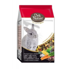 Deli Nature Premium DWARF RABBITS JUNIOR 2,5kg