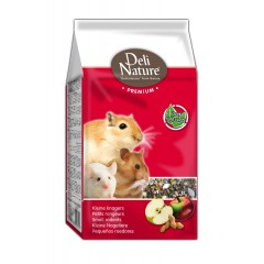 Deli Nature Premium SMALL RODENTS 750g