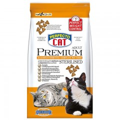 Perfecto Premium Cat 750g Sterilised