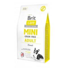 Brit Care MINI Dog Grain-Free Adult Lamb 2kg