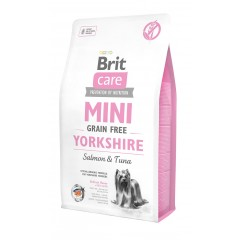 Brit Care MINI Dog Grain-Free Yorkshire 2kg