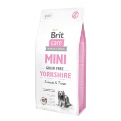 Brit Care MINI Dog Grain-Free Yorkshire 7kg