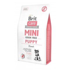 Brit Care MINI Dog Grain-Free Puppy Lamb 2kg