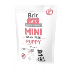 Brit Care MINI Dog Grain-Free Puppy Lamb 400g