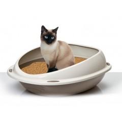 WC Shuttle pro kočky zvýšené 57x40x19cm